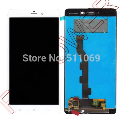 цена  For Xiaomi Mi Note LCD Display+Touch Screen Glass Digitizer Assembly Xiaomi Note free shipping;White;HQ;100% warranty;100% new  онлайн в 2017 году