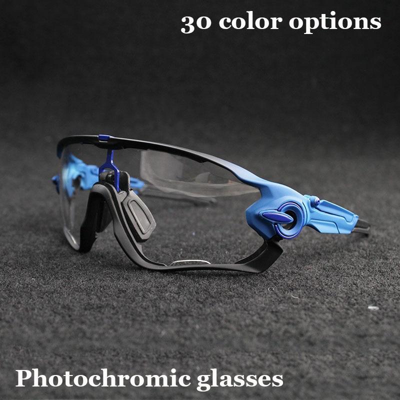 Brand Photochromic Man Woman JBR Bike Cycling Sunglasses Sport Outdoor Goggles ciclismo Bicycle Cycling Eyewear Cycling glasses