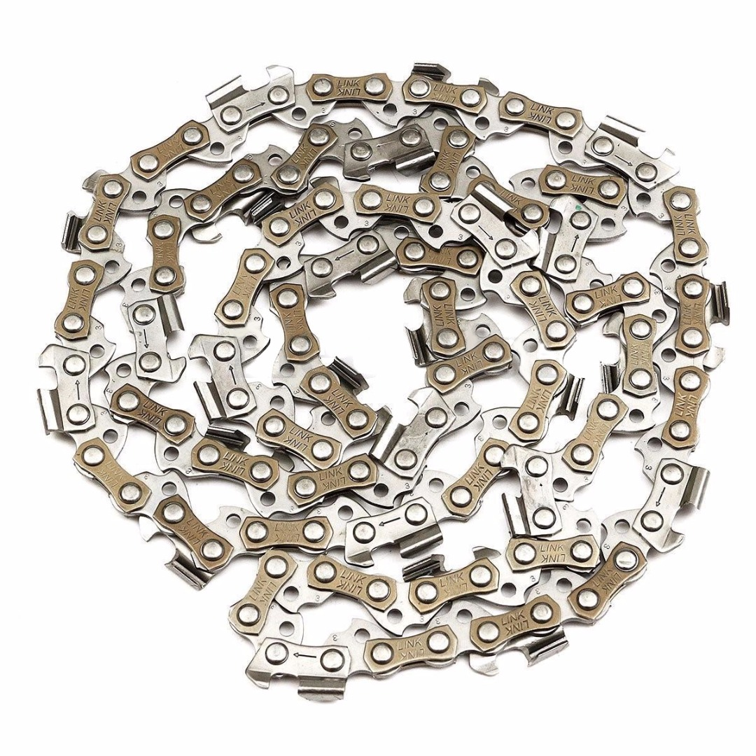 FGHGF 3 8 LP Chainsaw Chain 050 Gauge 57DL Replacement For WG300 WG303 WG303 1 WG304