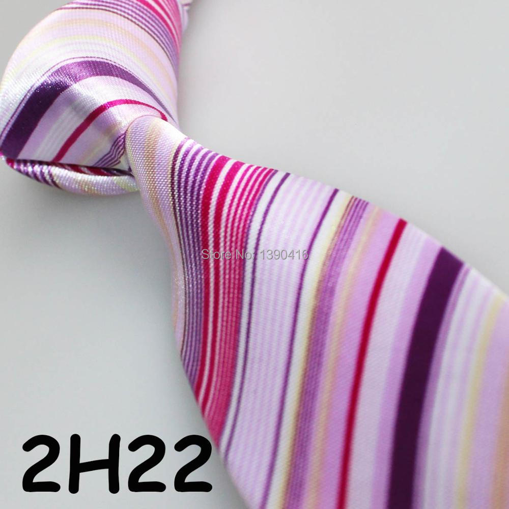 XINCAI Heavy discount ! High sales ! Latest Style Fashion/Business/Popular White colorful Striped men skinny silk tie/Formal tie