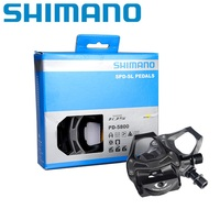 SHIMANO 105 Road Bicycle Pedal PD 5800 Self Locking Pedal With Cleat Set PD 5800 Bike Part Cycling