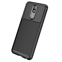 phone case For LG K40 Anti-fall camera protection thin soft PC mobile protective shell