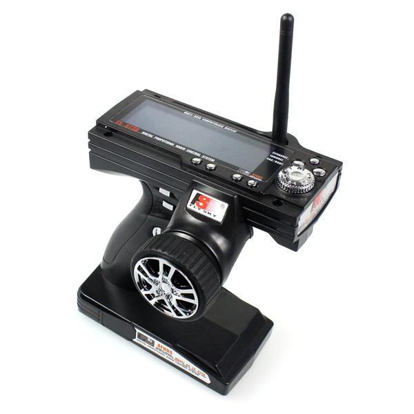 F01815 Flysky FS GT3B FS-GT3B 2,4g 3CH Gun Controller Sender Kein empfänger Für RC Auto Boot