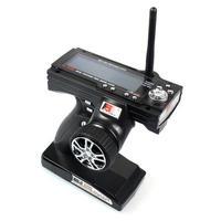 F01815 flysky fs gt3b fs-gt3b 2.4 그램 3ch 총 컨트롤러 송신기 없음 수신기 rc 자동차 보트