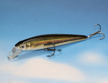 High Quality Lifelike Minnow Fishing Lure 11cm/11.8g Hard Bait Crankbait Bass Trout Killer Fishing Tackle