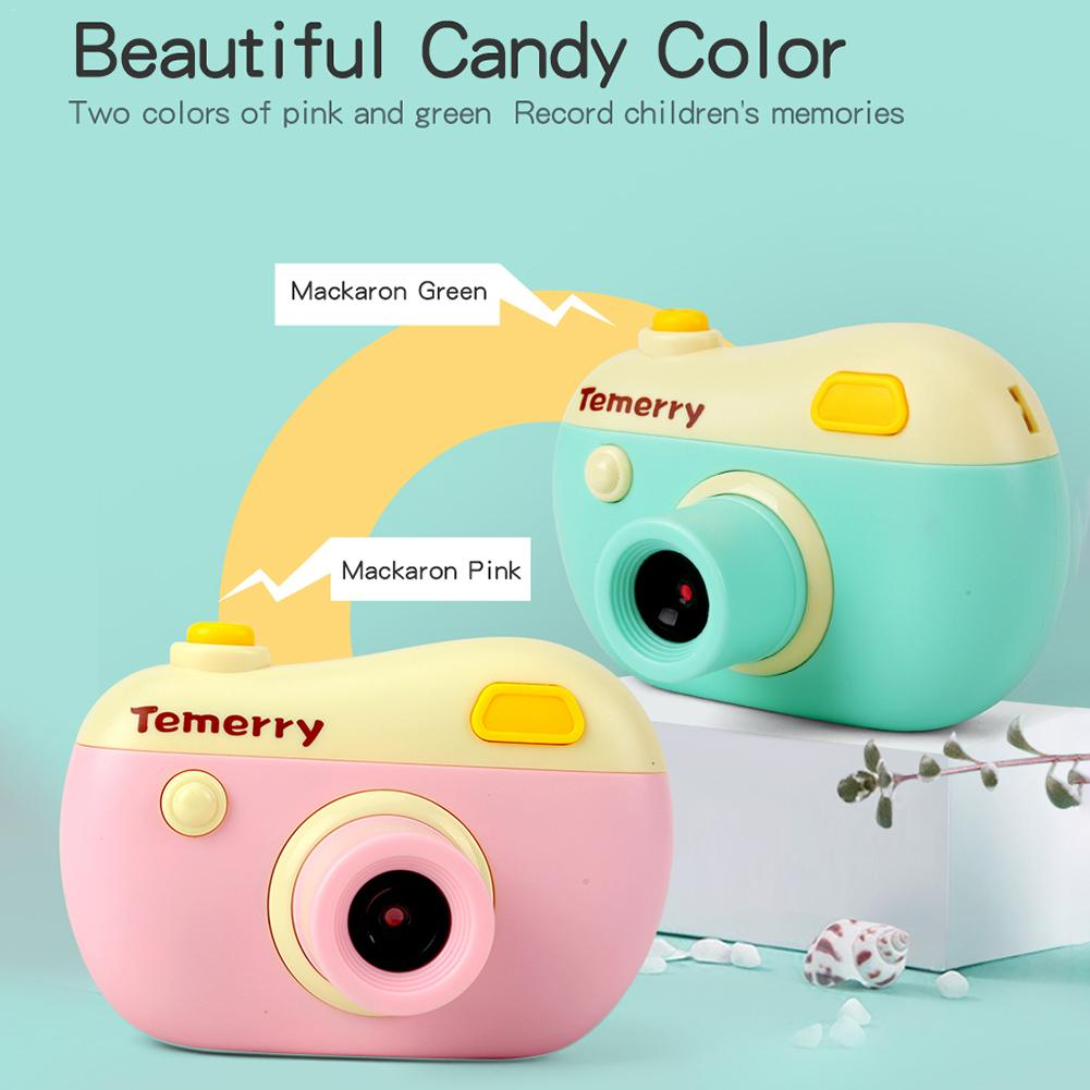 Hot Selling Children's Digital Camera 8MP 2.0 HD Camera With Games For Kid Gifts