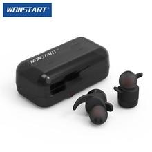 Mini sans fil bluetooth écouteurs bluetooth sans fil écouteurs écouteurs pour iphone 7 rouge couleur téléphone Wonstart W302