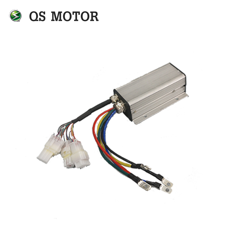 Kelly Kls Series KLS4812S,24V-48V,120A,SINUSOIDAL BRUSHLESS MOTOR CONTROLLER For In-wheel Hub Motor, Powered By SIA