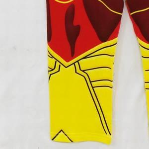 Image 5 - את פלאש תלבושות ילדים ליל כל הקדושים תלבושות עבור בני סרבלי Superhero פלאש קוספליי תחפושות ילדי ציוד חגיגי מפלגה