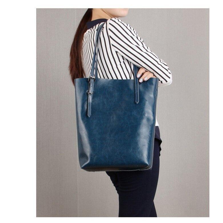 Bolso de cuero bolso de la moda Bolso multifuncional de las mujeres - Bolsos - foto 5