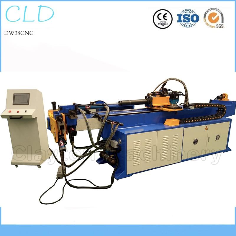 DW50CNC 3d pipe bending machine Automatic Hydraulic CNC Used Bender Rolling Pipe Bending Machine Prices