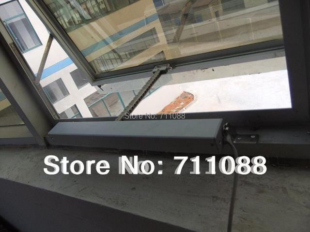 Тип AC 300 мм ход Автоматическая электрическая качели окно нож LT-WS001, окна цепи тип привода,