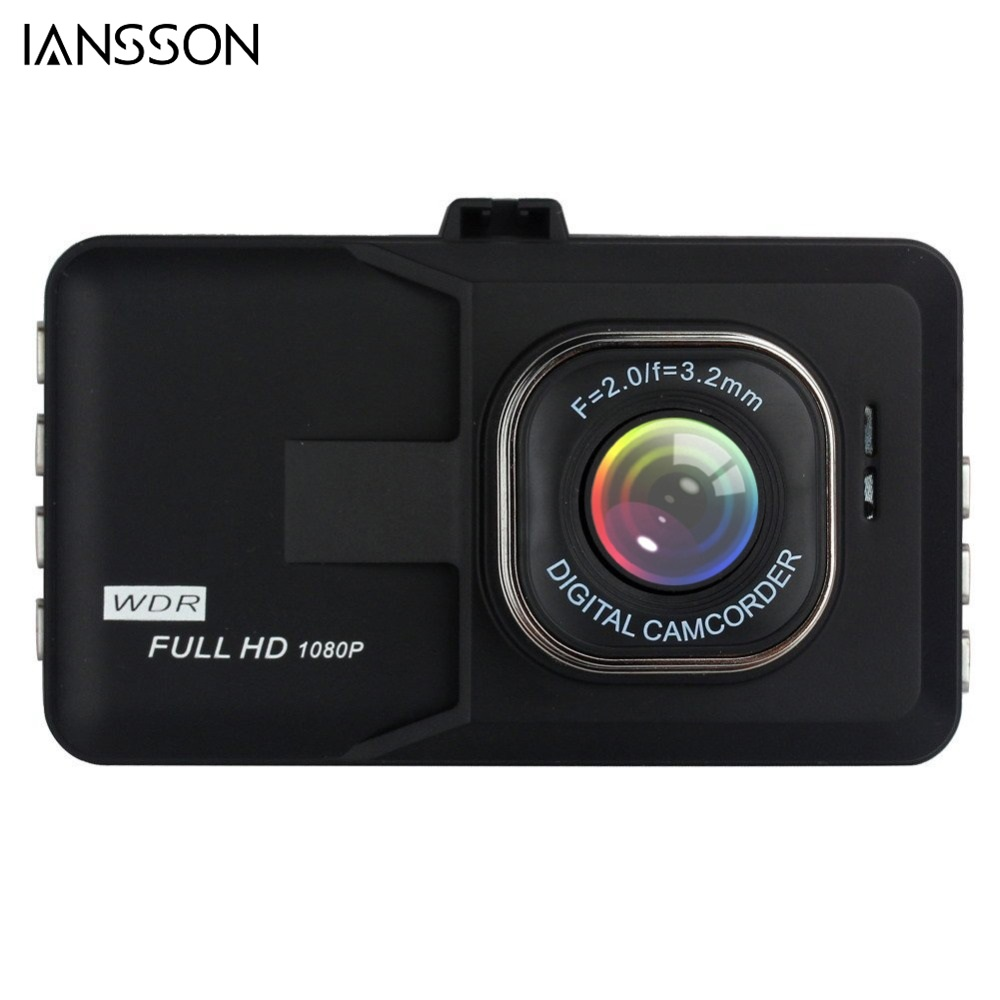 Original 3.0 inch Dash Camera FH06 Car DVR HD Video Recorder G-sensor Registrator Parking Dash Cam Vehicle Camera Car Cam