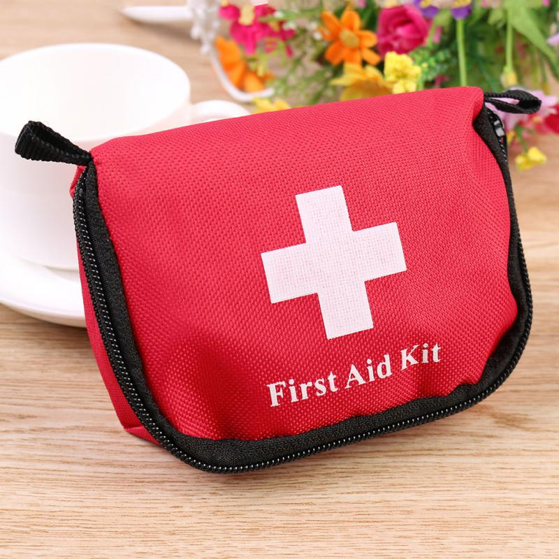 Outdoor Hiking Camping Survival Medical Sport Travel Emergency First Aid Kit Bag