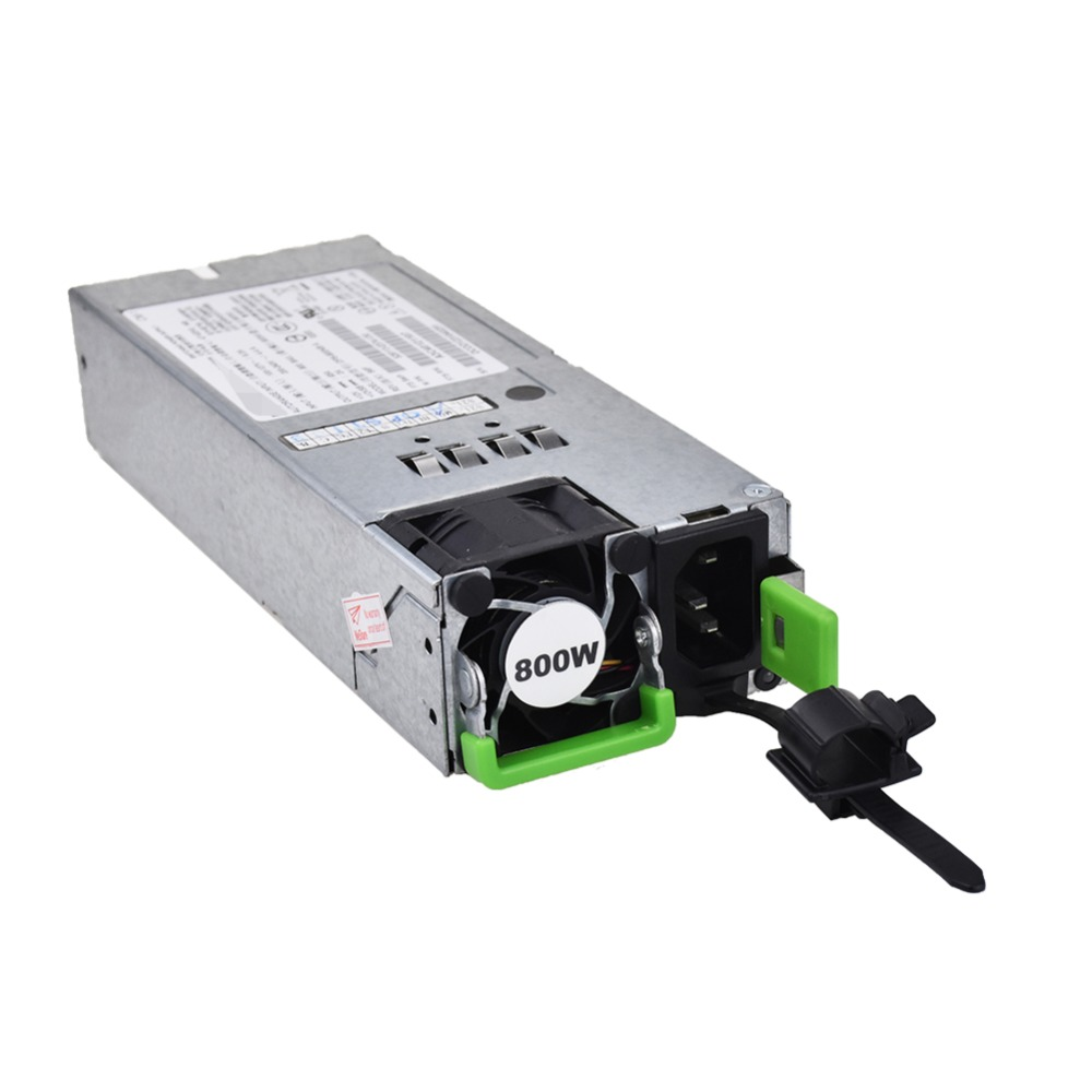 1pc For Fujitsu RX300 RX200 S7 DPS 800NB A S26113 E574 V50 server power 800W