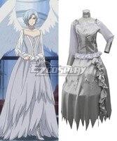 Black Butler Angel Dress Cosplay Costume E001