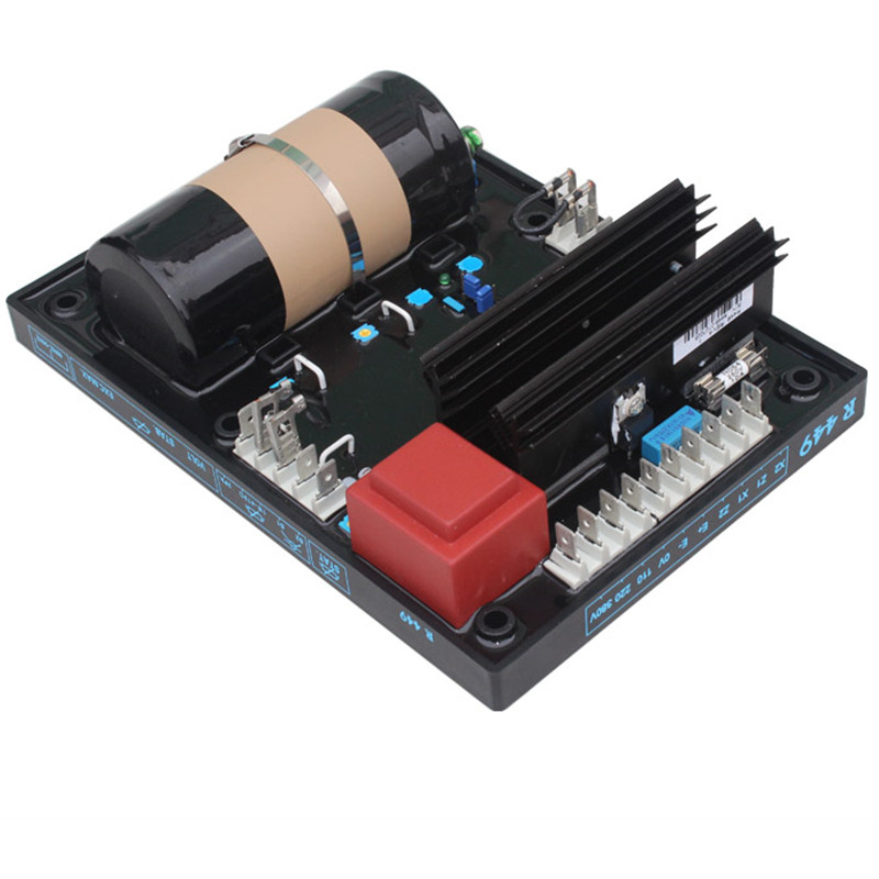 Generator AVR R449 Generator Parts Automatic Voltage Regulator high quality some Components from Gemany