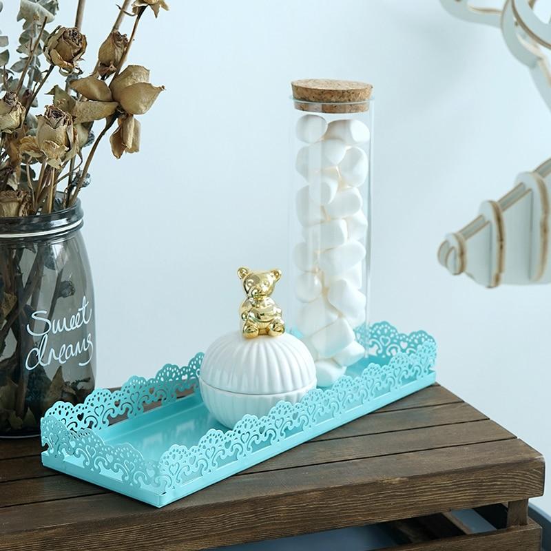 SWEETGO Tiffany modré košíčky 30 * 10cm svatební dort dekorace nástroje party pečení cukroví talíře bakeware kuchyňské doplňky  t