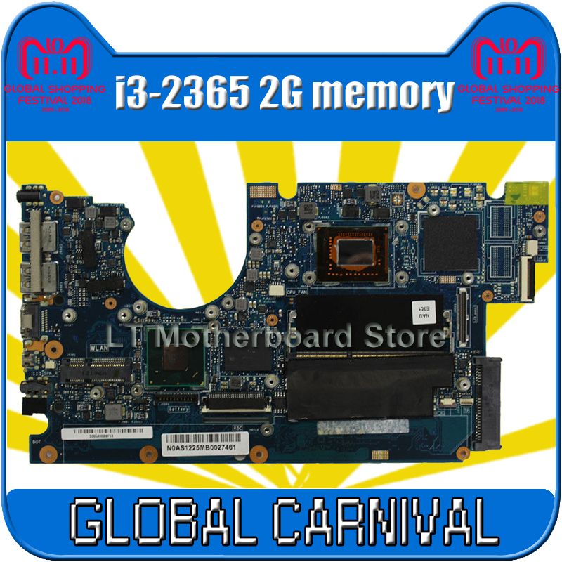 send board+UX32A Motherboard i3-2365U rev2.4 2.2 2GB For ASUS UX32VD UX32A Laptop motherboard UX32A Mainboard UX32A Motherboard ux32a with i3 3217 cpu 2gb memory mainboard rev 2 4 for asus ux32a ux32v ux32vd laptop motherboard hm76 100%tested working well