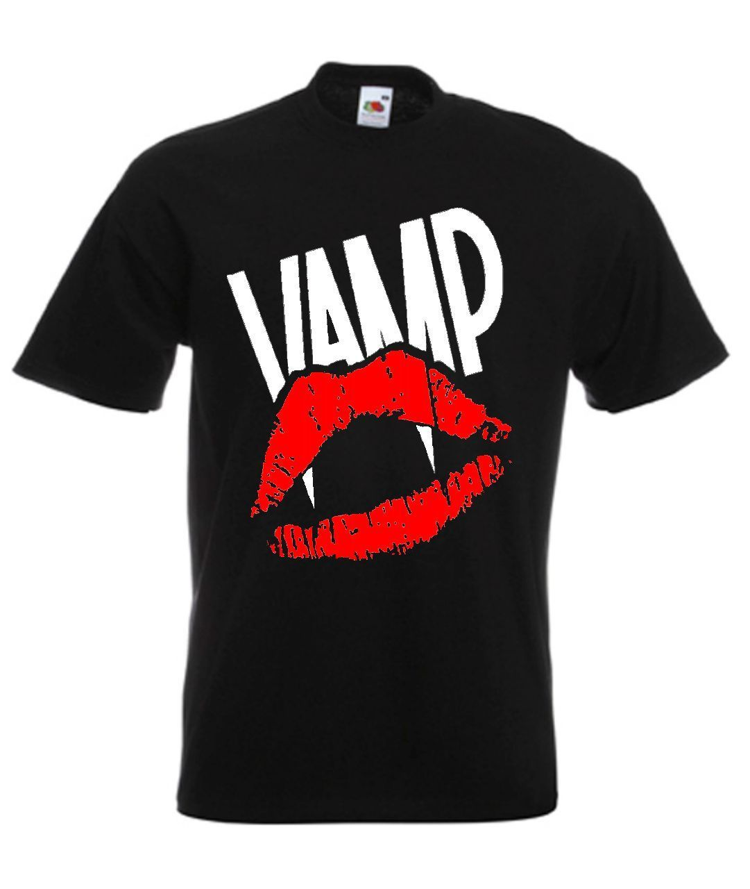 Vamp Retro 80s Vampire Horror Movie T Shirt  Cool Casual pride t shirt men Unisex New Fashion tshirt free shipping tops ajax