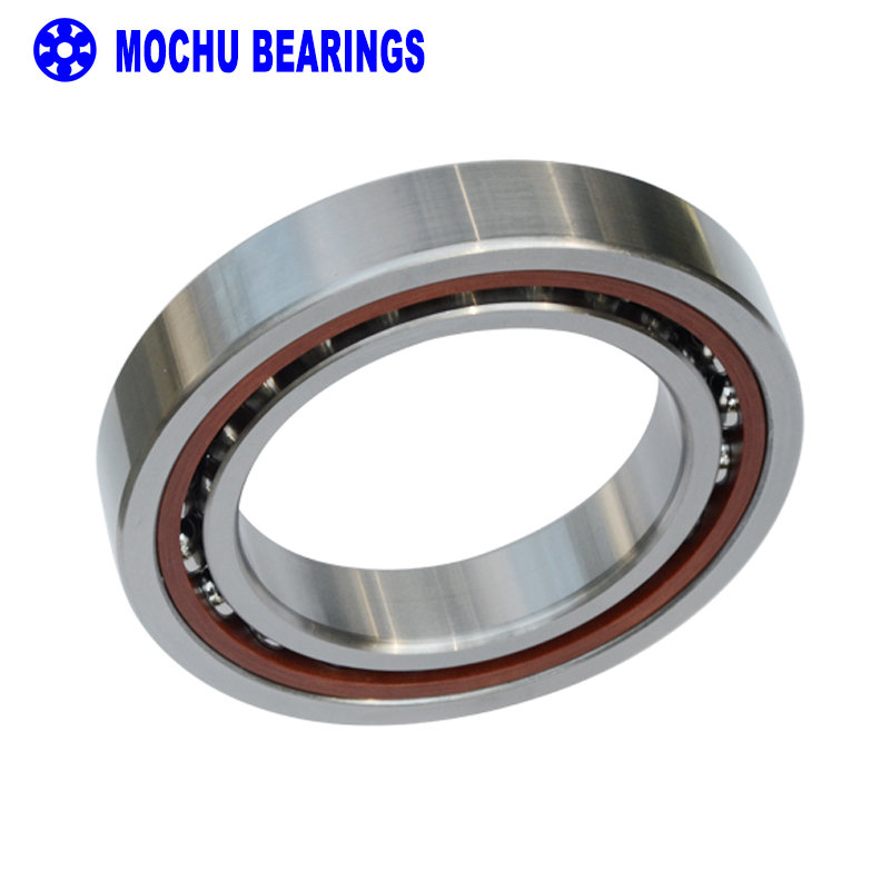 1pcs 71901 71901CD P4 7901 12X24X6 MOCHU Thin-walled Miniature Angular Contact Bearings Speed Spindle Bearings CNC ABEC-7 1pcs 71930 71930cd p4 7930 150x210x28 mochu thin walled miniature angular contact bearings speed spindle bearings cnc abec 7