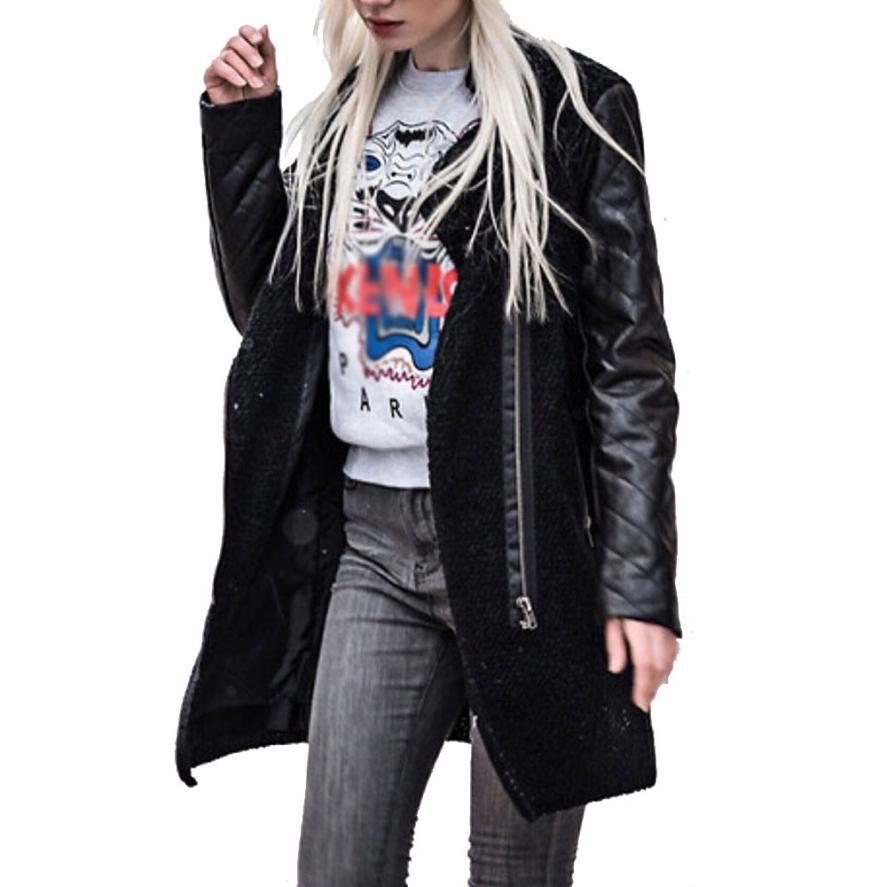 buy chamsgend female jackets women coat. Black Bedroom Furniture Sets. Home Design Ideas