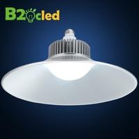 LED Industrial Mining Lamp E27 110V 220V 24W 36W 50W Workshop Warehouse Garage Industrial Lighting Factory Restaurant Floodlight
