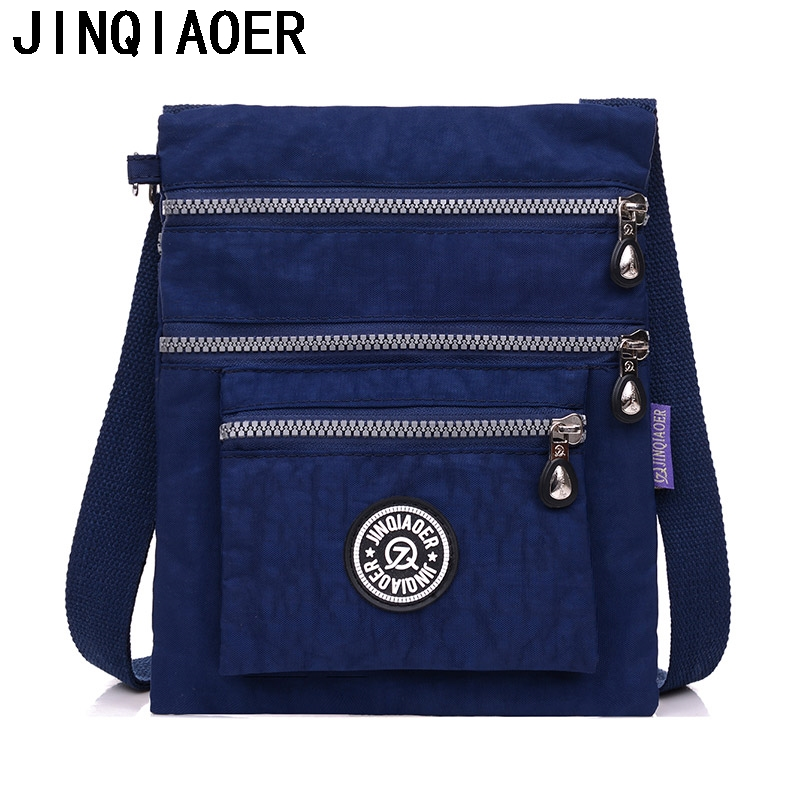 Women Messenger Bags Waterproof Nylon Crossbody Bags For Women Shoulder Bags Travel Handbags Sac Bolsa Purse Female Handbags