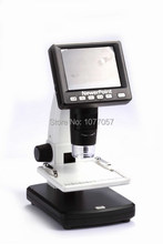 Wholesale prices Hot Sale! Portable Stand Alone LCD Digital Microscope With 500X Zoom and 5Mega Digital Image