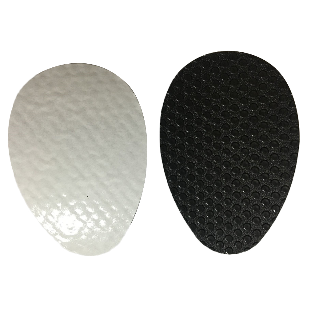 6 Pair Self-Adhesive Anti-Slip Shoe Sole Protectors Grip Pads