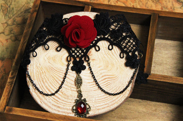 Gothic Vintage Necklace