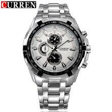 Curren montre homme militaire relogio masculino quartz-montre hommes montres top marque de luxe sport montre-bracelet des hommes marque de mode 2017