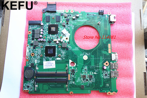 762531-001 762531-501 suitable for hp 15-p SERIES Laptop Motherboard DAY22AMB6E0,tested good 744009 501 744009 001 for hp probook 640 g1 650 g1 motherboard socket 947 hm87 ddr3l tested working