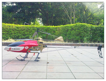 New super larger professional RC Helicopter more than 130CM 3.5CH Gyro Metal Electric RTF 2 Speed Model with missile RC drone