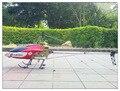 New super maior Helicóptero DO RC profissional mais do que 130 CM 3.5CH Gyro Metal Modelo RTF Elétrico 2 Velocidade com missile RC zangão