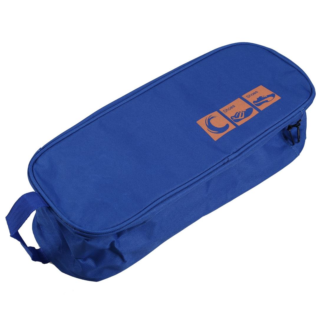 Портативный водонепроницаемый Чистка дорожная сумка для переноски Чехол для хранения дорожная сумка-синий