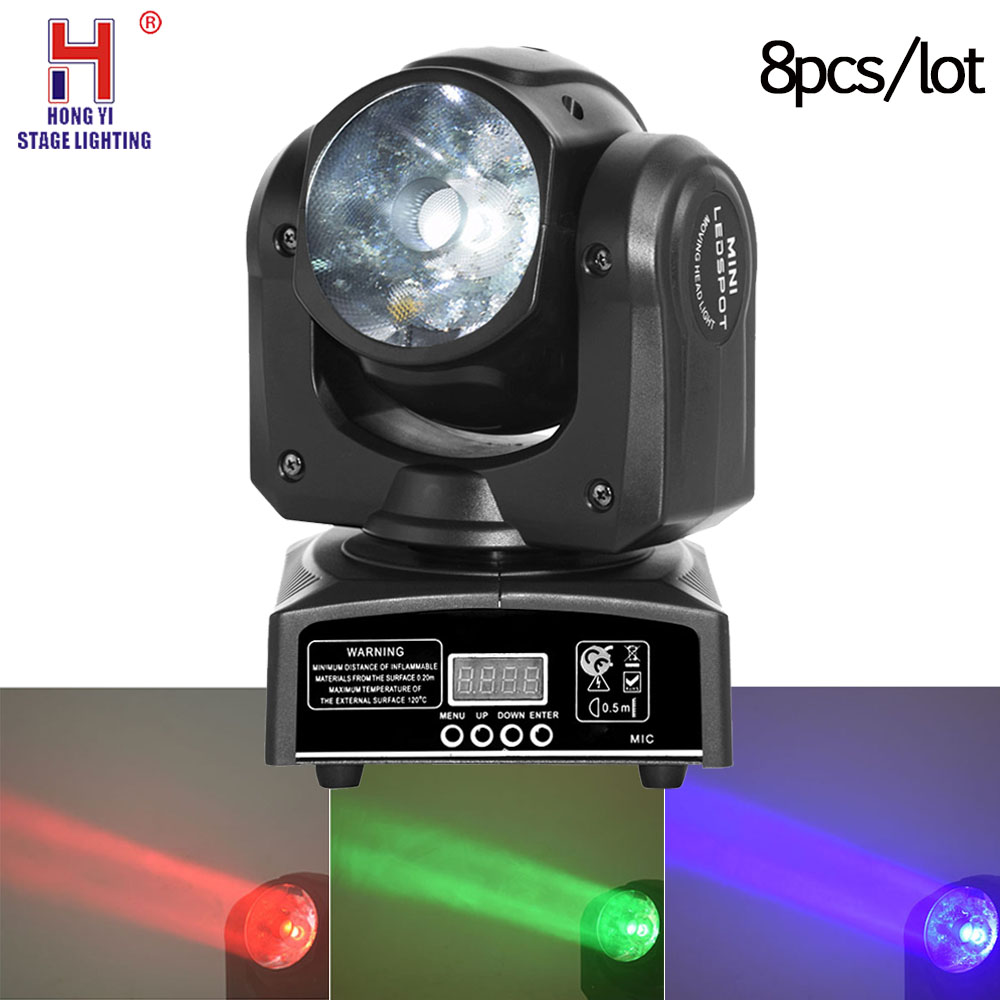 Beam 60w led moving head light high brightness for dj party stage equipment 8pcs/lotBeam 60w led moving head light high brightness for dj party stage equipment 8pcs/lot