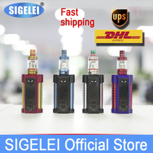 Original Sigelei NEWEST product MT kit e electronic cigarette unique designing style NICE Mod & tailor Atomizer