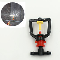 Greenhouse Greenhouse Refractive Micro Sprinklers Microjet With Barbed Tee Connector Sprinkler Misting Irrigation OHA1014