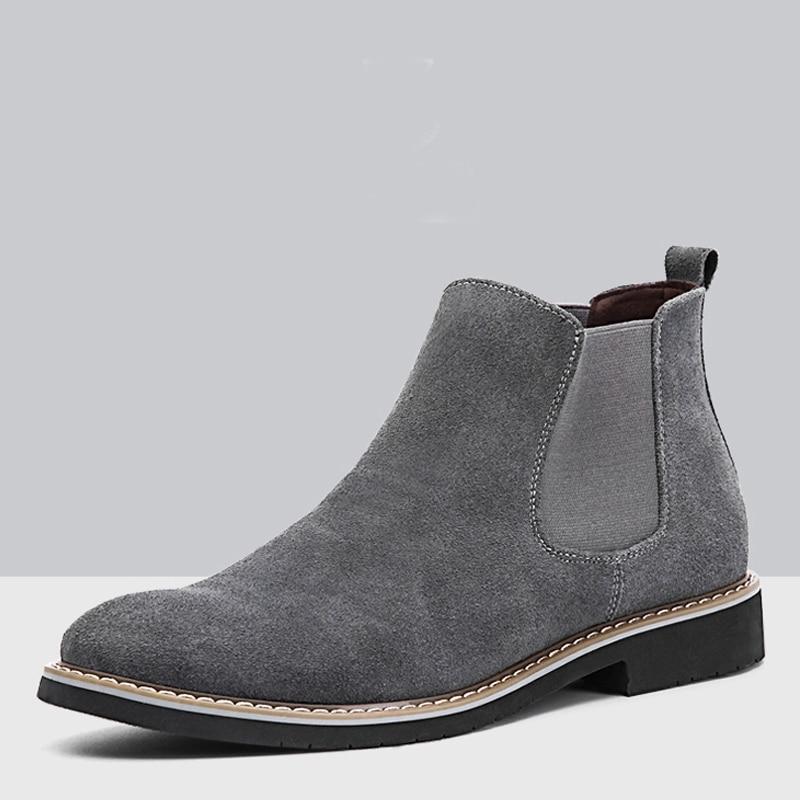 get cheap mens chelsea boots aliexpress