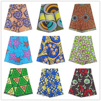 Veritable wax Ankara African wax print fabric real dutch wax high quality 100% cotton for sewing Nigerian wedding party