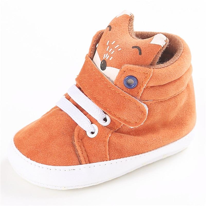 2017 בייבי נעליים פעוט תינוקת יוניסקס - נעלי תינוקות