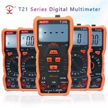 TY T21A/B/D/E NCV Digital Multimeter 6000 counts Auto Ranging AC/DC voltage meter Flash light Back light Lar Better than RM113D стоимость