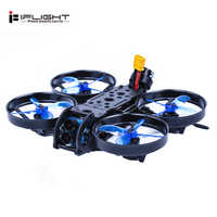 IFlight Cinebee 4 K 107mm F4 OSD 2-3 S Whoop FPV Racing Drone PNP BNF w/ caddx. uns Tarsier Dual Objektiv Kamera RC Modelle Kid Spielzeug