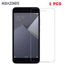 2 шт. для закаленное стекло Xiaomi Redmi Note 5A премьер Экран протектор Redmi Note5A премьер Экран протектор Xiomi Redmi Note 5A Pro