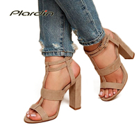 Plardin 2018 Summer Plus Size Hot Style In Europe And The Ultra High Hollow Out Thick