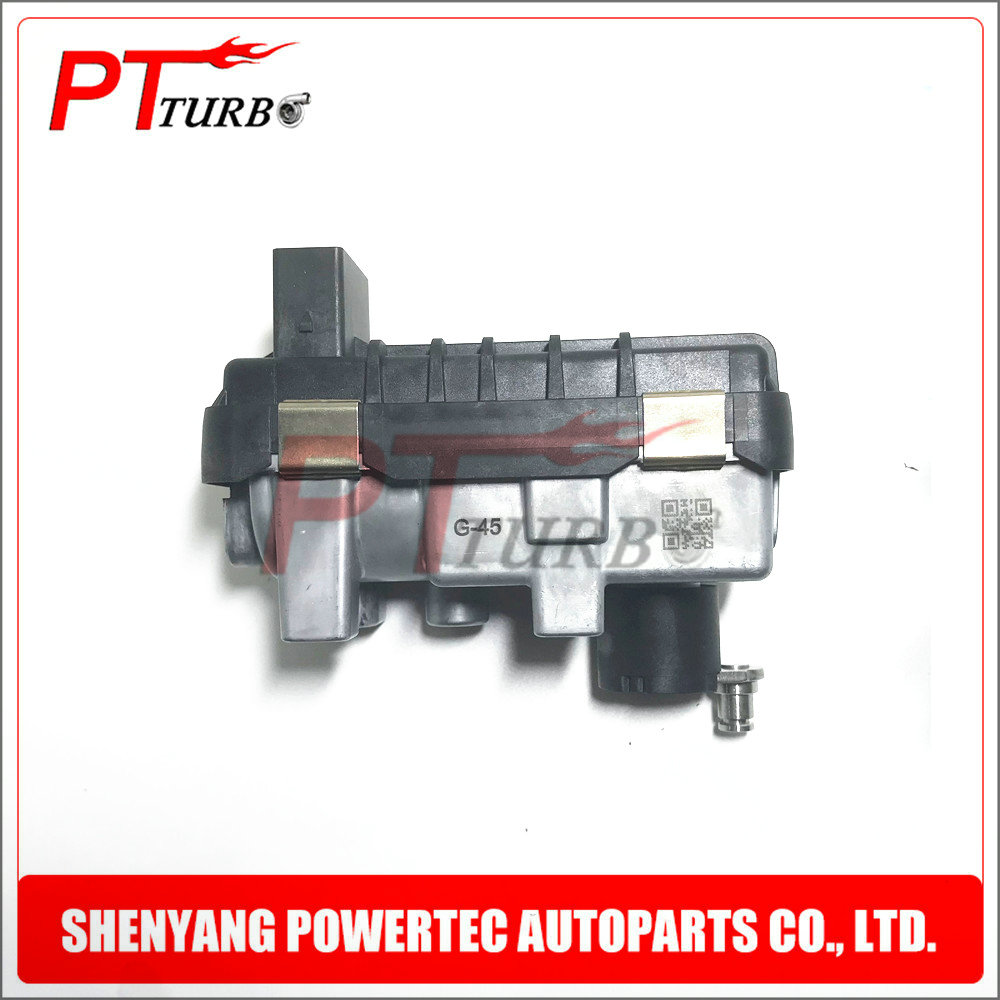 G45 For Ford Mondeo 1.8 TDCi 66 Kw 90 HP QYBA 1567329 GTB1746V G-045 6NW009206 763647 Turbo charger Vacuum Actuator 752406 27108G45 For Ford Mondeo 1.8 TDCi 66 Kw 90 HP QYBA 1567329 GTB1746V G-045 6NW009206 763647 Turbo charger Vacuum Actuator 752406 27108