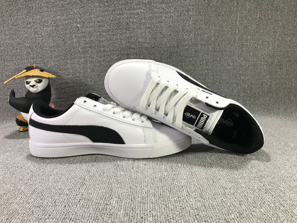 Free shipping Original BTS x Puma Collaboration Puma Court Star Korea Cadet shoes Women's Sneakers Badminton Shoes Size36-39