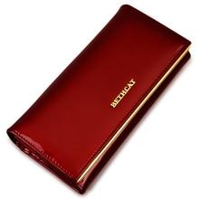 Women Genuine Leather Wallet Model 3
