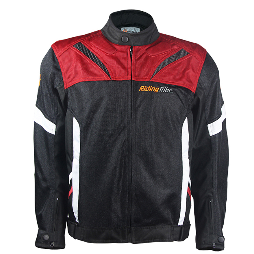 Motocross Jacket Summer Motorcycle Jacket breathable light Riding Tribe moto protective clothing with 5pcs protectors M-3XL цены онлайн